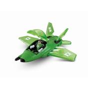 Fisher-Price Hero World - Green Lantern Jet