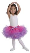 Little Adventures Dress Up Ballerina Costume - Fuchsia/Purple Tutu