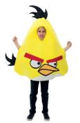 Paper Magic 212093 Rovio Angry Birds - Yellow Bird Child Costume - Yellow - Standard - Up to Size 12