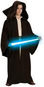 Star Wars Super Deluxe Jedi Robe Halloween Costume - Child Size Small
