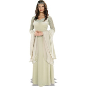 The Lord Of The Rings Queen Arwen Deluxe Adult Halloween Costume - Size Standard One-Size