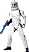 Rubie's Costume Co 33085 Star Wars Animated Clone Trooper Commander Cody Adult Costume Size Standard One-Size- Men Size 46 Chest-6