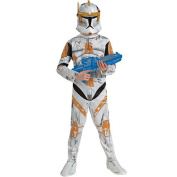 Star Wars - Animated Clone Troopers - Commander Cody Halloween Costume - Adult Standard One Size