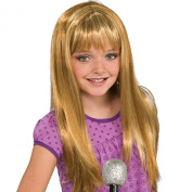 Rock Diva Halloween Wig - Child Size One Size