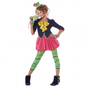 California Costume Collections CC04016-XL Girls the Mad Hatter Costume - X-Large