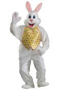 Bunny Deluxe Adult Halloween Costume, Size