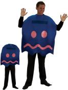 Pac-Man Power Pellet Ghost Halloween Costume - Adult Standard One Size