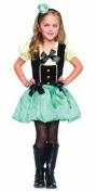 Tea Party Princess Halloween Costume - Child Size Small 4-6