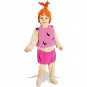 The Flintstones Pebbles Halloween Costume - Toddler Size 2-4