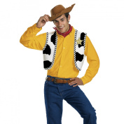 Disguise Costumes Toy Story Woody Adult Costume Kit, One-Size, 1 ea