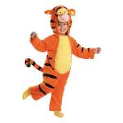 Winnie the Pooh Tigger Deluxe Two-Sided Plush Halloween Costume - Infant Size 12-18 Months