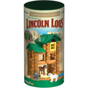 K'NEX Lincoln Logs Sunnyfield Stable Building Set