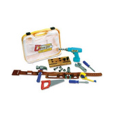Learning Resources Pretend and Play Work Belt Tool Set