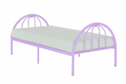 Rack Furniture New Haven Twin Bed - Pink