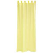 Tadpoles Basics Set of 2 160cm Curtain Panels - Yellow Gingham