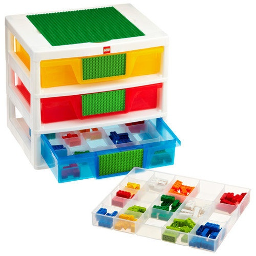 Lego  Drawer Workstation Tabletop Unit By Iris Usa Shop Online For Toys In The United States