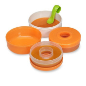 Baby Brezza Travel Capsule - A Complete Travel Meal Set