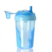Vital Baby 10 Ounce Toddler Straw Cup - Boys