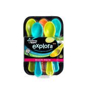 Tommee Tippee Explora Feeding Spoons 5k - Girls