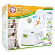 Arm & Hammer 3-in-1 Potty Seat by Munchkin