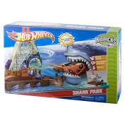 Hot Wheels Kid Pick Shark Park Set