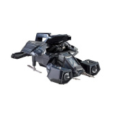 Batman The Dark Knight Rises Action Figure - The Bat With Launch & Attack Vehicle