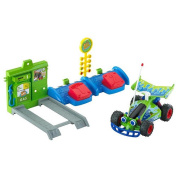 Toy Story RC Gear, Gas & Go! Playset