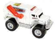 Matchbox Power Shift Truck - Ambulance
