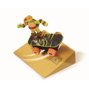 Teenage Mutant Ninja Turtles Basic Vehicle - Sewer Spinnin' Skateboard