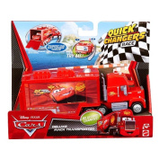 Cars 2 New Feature Vehicle - Deluxe Mack Transporter