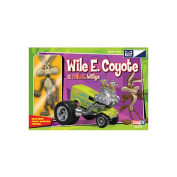 Wile E. Coyote - Wile E. Willy's Show Rod Snap It Model Kit