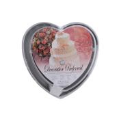 Decorator Preferred Cake Pans 4/Pkg-Heart 15cm , 25cm , 30cm , 36cm