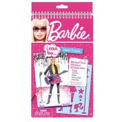 Barbie Compact Sketch Portfolio - I Can Be