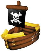Beistle Company 35482 Inflatable Pirate Ship Cooler