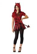 Devil in Da Hood Halloween Costume - Tween Size Medium/Large 8-10