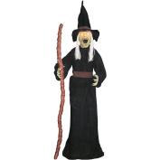 Standing Witch with Stick - 1.5m