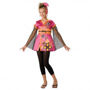 Killer Kimono Halloween Costume - Tween Size Small 8-10