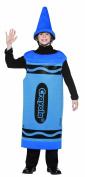 Crayola Blue Tween Halloween Costume, Size