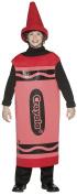 . Red Tween Halloween Costume, Size