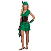 Costumes For All Occasions RL6559JXS Extra Small Robyn Da Hood Junior