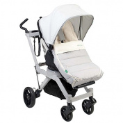 Orbit Baby Green Edition Stroller Footmuff