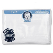 Gerber 5-Pack Cloth Nappies