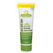 BabyGanics Bye Bye Dry Moisturising Eczema Care Cream Fragrance Free - 240ml
