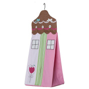 Living Textiles Baby Nappy Stacker - Baby Doll
