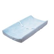 BabyShop Plush Changing Pad Cover - Blue