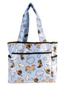 Trend Lab Cowboy Baby Tulip Tote Nappy Bag