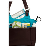Carters Everyday Blue Tote Nappy Bag