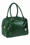 Lassig Tender Multizip Nappy Bag - Green
