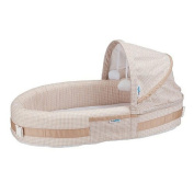 LulyBoo Baby Lounge To Go Bassinet - Natural