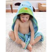 Skip Hop Zoo Hooded Towel, Darby Dog, Multi